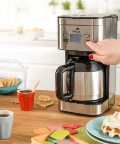 cafetière isotherme programmable Hot Coffee de senya