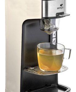 Machine à thé Senya crème