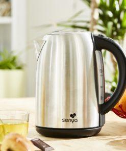 Bouilloire électrique inox Easy Tea 360