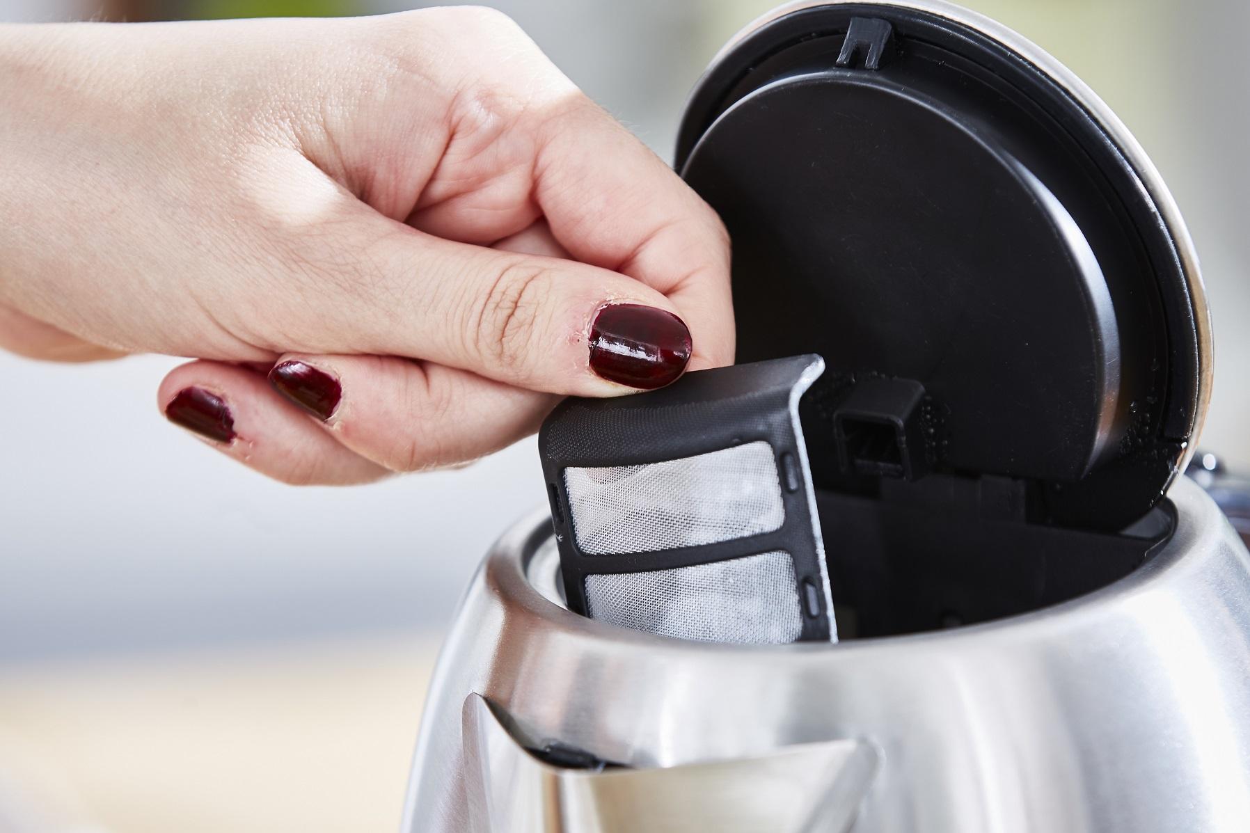 Senya bouilloire électrique 1.7L inox température réglable filtre anti calcaire