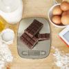 Balance de cuisine électronique haute précision inox Easy Scale