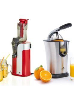 Set Healthy Petit déjeuner extracteur de jus et presse agrumes