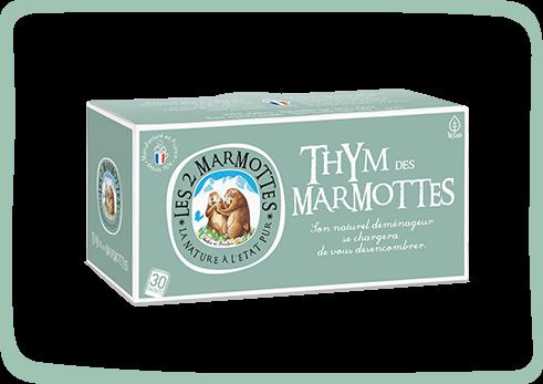 Thym des Marmottes par Les 2 Marmottes