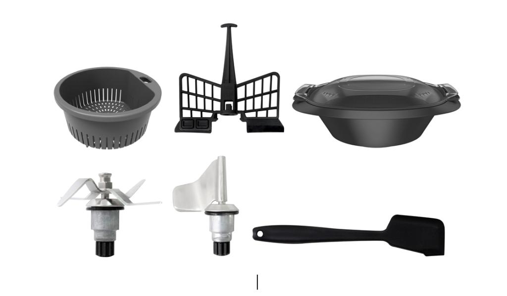Accessoires pour le robot cuiseurs multifonctions my little chef