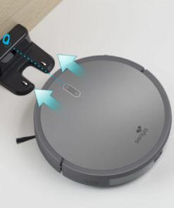 Aspirateur robot connecté My Little Robot de Senya couleur gris