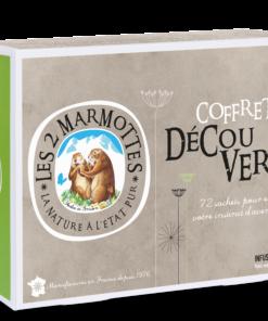 Coffret découverte les 2 Marmottes