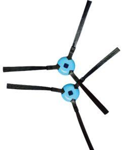 Ensemble de 2 brosses rotatives latérales pour aspirateurs robot connectés My Little Chef