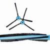 Brosse centrale et 2 rotatives pour l'Aspirateur robot laveur My little Robot