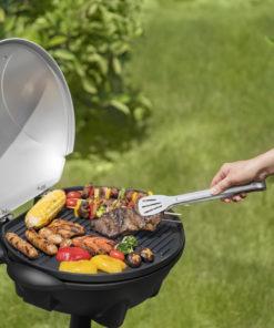 Barbecue sur pied électrique, grill de table, 2400W